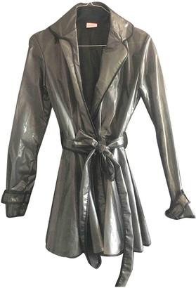 Agent Provocateur Black Synthetic Coats