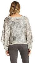 Karen Kane Space-Dyed Sweater