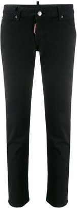 DSQUARED2 Low-Rise Slim-Fit Jeans