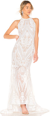 Bronx and Banco Ester Gown