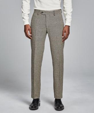 Todd Snyder Sutton Glen Plaid Suit Trouser in Wool/Silk