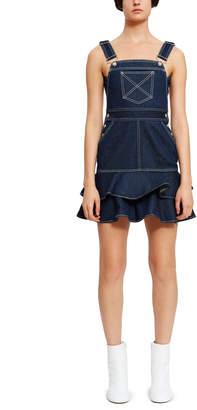 Chloe Sevigny for Opening Ceremony Suspender Mini Dress