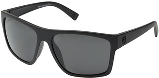 Von Zipper VonZipper Dipstick (Black Satin/Grey) Sport Sunglasses