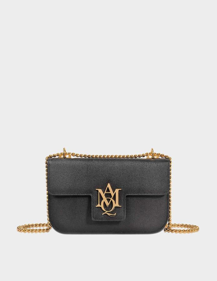 Alexander McQueen Insignia Chain satchel