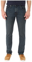 RVCA Daggers Denim in Mid Blue