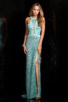 Scala 48625 Dress In Tiffany