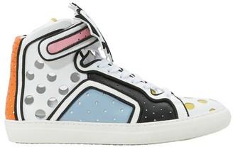 Pierre Hardy 101 Pow sneakers