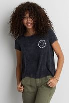 American Eagle Outfitters AE Soft & Sexy Graphic Swing T-Shirt
