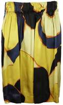 Dries Van Noten Printed Skirt