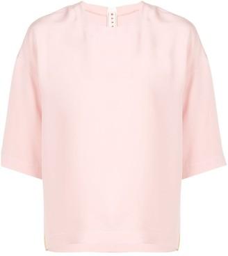 Marni boxy-fit blouse
