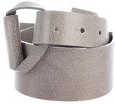 Marni Embossed Leather Waist Belt