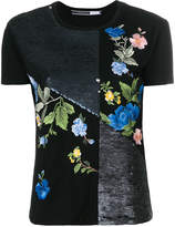 Sportmax sequin embroidered T-shirt