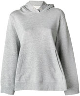MM6 MAISON MARGIELA hooded sweatshirt - women - Cotton/Polyester - XS