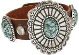 Leather Rock B772 Bracelet