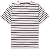 Margaret Howell MHL Matelot Striped Cotton-Jersey T-Shirt