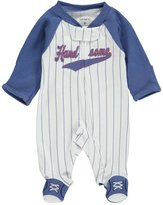 "Carter's Baby Boys' ""Pinstriped & Handsome"" Footed Coverall"