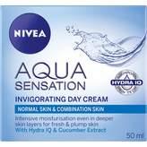 Nivea Aqua Sensation Invigorating Day Cream 50 mL