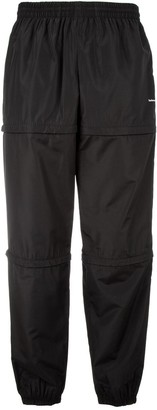 Balenciaga Convertible Zipped Track Pants