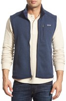Patagonia Men's 'Better Sweater' Zip Front Vest