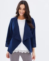 Dorothy Perkins Waterfall Throw-On Jacket