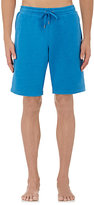Derek Rose Men's Devon Cotton French Terry Shorts
