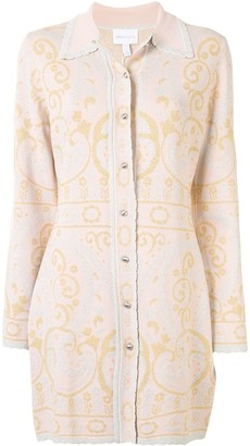Alice McCall Adore glitter patterned fitted jacket