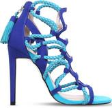 Carvela Gabriel suede heeled sandals