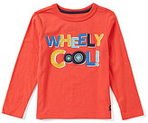 Joules Little Boys 2-6 Jack Long-Sleeve Cool Top
