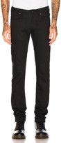 Naked & Famous Denim Super Skinny Guy Black Power Stretch