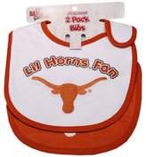 Bed Bath & Beyond University of Texas 2-Pack Infant Bib