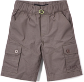 Beverly Hills Polo Club Castle Rock Mini Ripstop Cargo Shorts - Infant