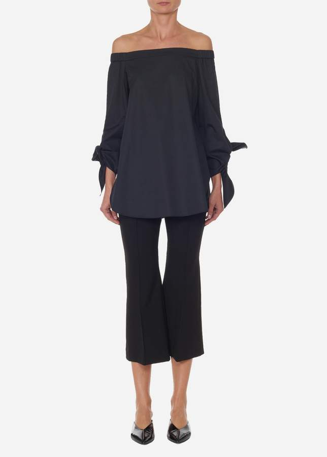 915f28173dc Tibi Satin Top - ShopStyle