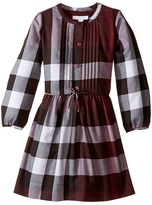 Burberry Cassie Check Dress Girl's Dress