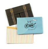 K1 K & Company Smash Scrapbook Gusseted Pockets, Classic