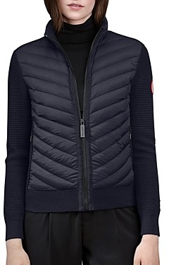 Canada Goose Hybridge Knit Jacket