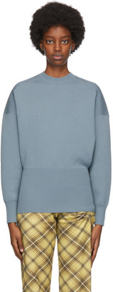 Acne Studios Blue Wool Sweater