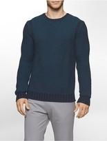Calvin Klein Premium Textured Sweater