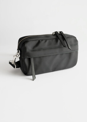 And other stories Nylon Crossbody Bag