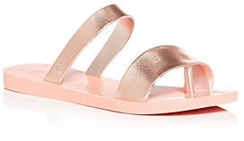 Melissa Women's Love Lip Slide Sandals