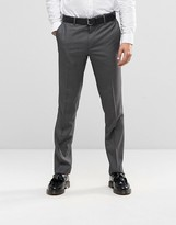 Farah Skinny Dogtooth Trousers