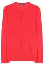 Salvatore Ferragamo Cashmere and silk sweater