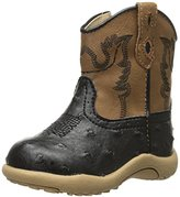 Roper Bumps Square Toe Ostrich Boot (Infant/Toddler/Little Kid/Big Kid)