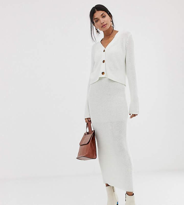 b68c8ed69bc Asos White Women s Cardigans - ShopStyle