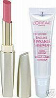 L'Oreal Endless Kissable Lipcolour, RUM RAISIN Lipstick Lipcolor by Paris