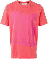 Paul Smith love print T-shirt