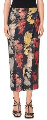 WEILI ZHENG 3/4 length skirt