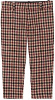Gucci Children's check wool blend pant