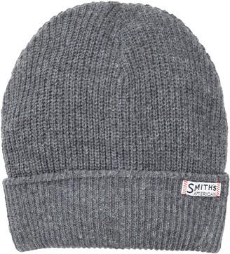 Smiths American Smith's American Men's Donegal Tweed Watchcap Skull Cap