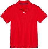 Arizona Short Sleeve Solid Polo Shirt - Big Kid Boys