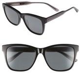 Bottega Veneta 55mm Sunglasses